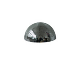 MB-50H-Half Mirror ball with motor 50cm