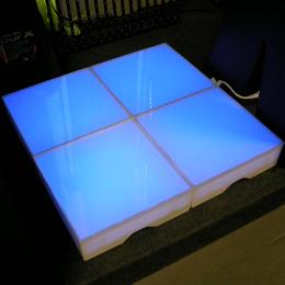 LED Sensitive Dance Floor 9W