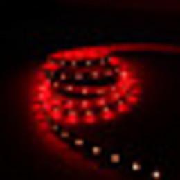 5M 5W 300x3528 SMD Amber Light Flexible LED Strip Lamp (DC 12V)
