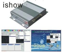 ILDA Laser controler + I Show systems