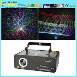 RGV Laser Stage Lighting