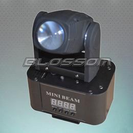 12W CREE 4IN1 LED Mini Beam Moving Head