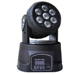 LED MOVING HEAD WASH 7 х 8  W- RGBW