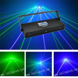 250mW GB Trifan Multi-Effect Laser Show System