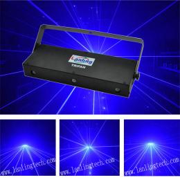 450mW Blue Trifan Multi-Effect Laser Show System