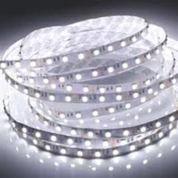 5M 15W 300x5050 SMD White Light Flexible LED Strip Lamp (DC 12V)