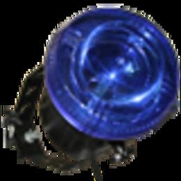 BLUE COLOR STROBO