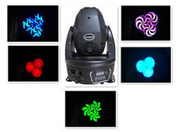 60W LED Moving Head Spot