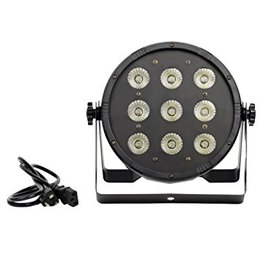 9*10W 4in1 RGBW LED Par