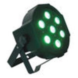 LED PAR  7 x 9 W RGB