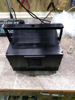 RGB Full Color ILDA DMX512 Laser -1W