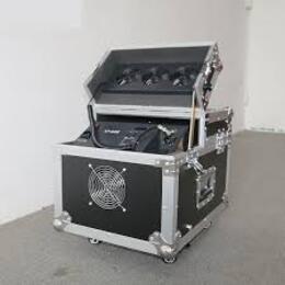 Hazer Fog Machine 600 W - With Flight Case