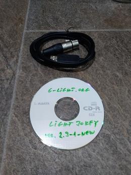 USB DMX  LightJockey