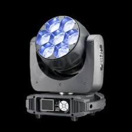 AURA 7X40W RGBW Zoom LED Moving Head Light