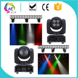 DOUBLE FACE - 4 X12W 4in1 Wash+1X12W 4in1 Beam LED Moving Head