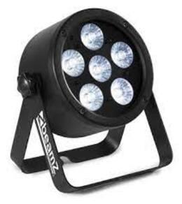 6 x 8 Watt 4-in-1 LEDs